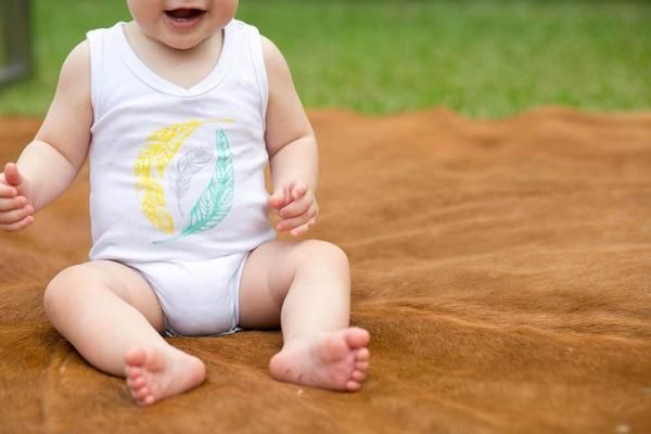 Bespoke Baby Bodysuits - Click For More