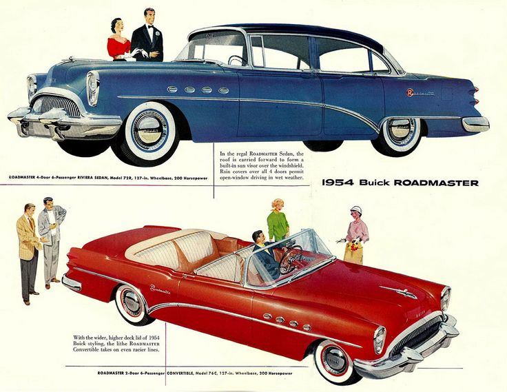 17 best images about buick car ads on pinterest sedans for 1954 buick roadmaster 4 door