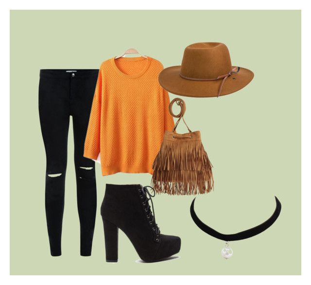 """""""Untitled #14"""" by barbara-gonoss19 on Polyvore featuring New Look, RHYTHM and H&M"""
