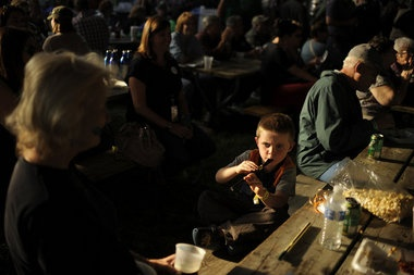 Another successful Michigan Irish Music Festival wraps up in downtown Muskegon