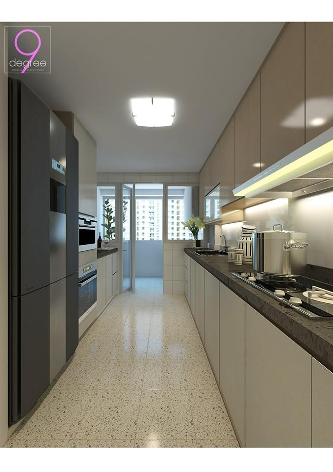 Best and most appealing hdb kitchen design singapore in for Kitchen design hdb