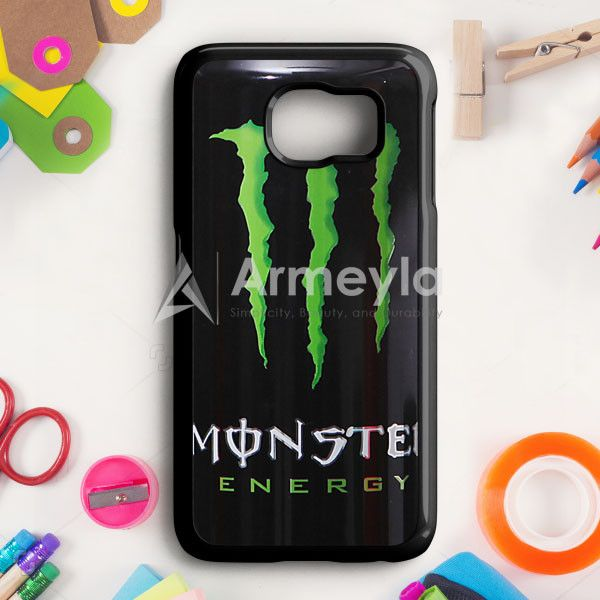 Monster Energy West Coast Customs Samsung Galaxy S6 Case   armeyla.com