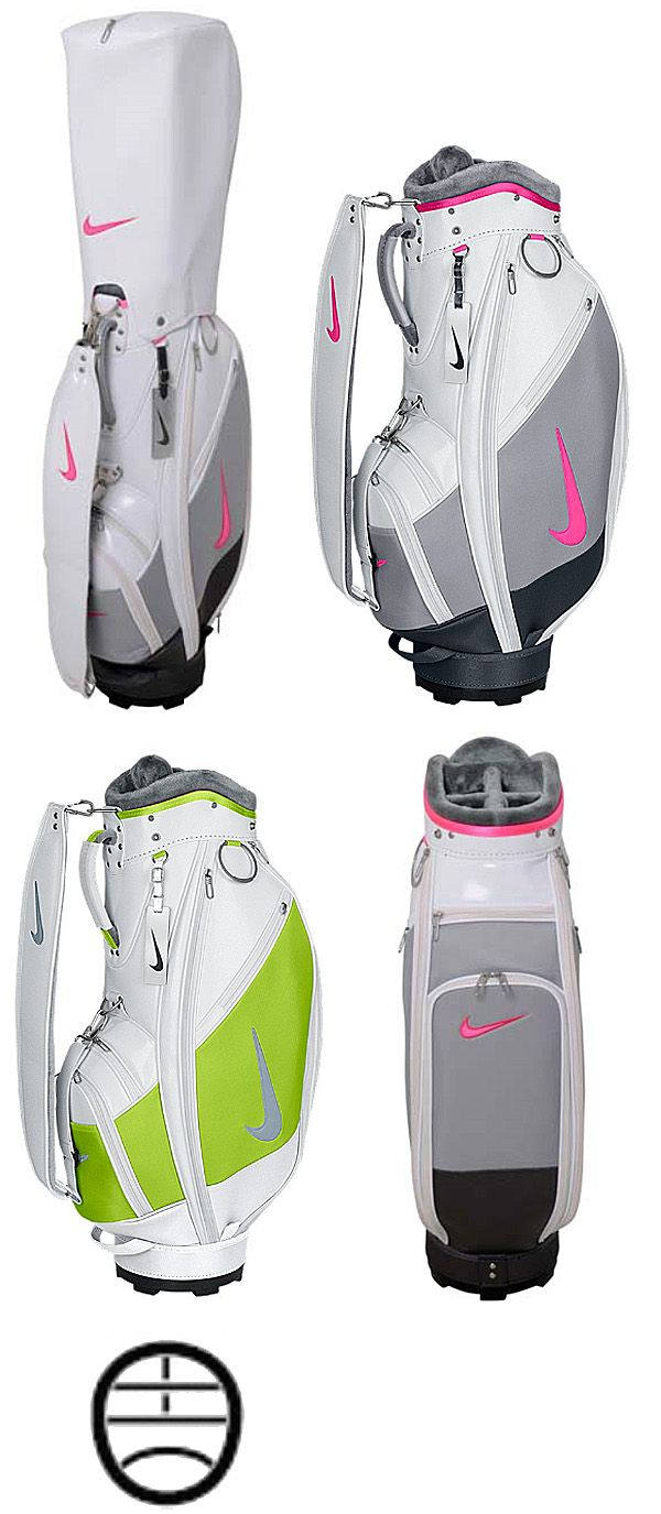 Nike Golf Japan 2015 Spring & Summer Premium Caddie Cart Bag 2 JV - Lady Golf Japan