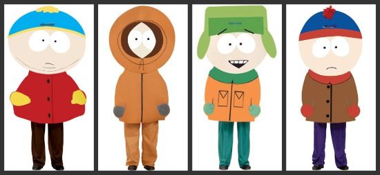 Men's Group Costumes Ideas for 2012 - Halloween Costumes Blog