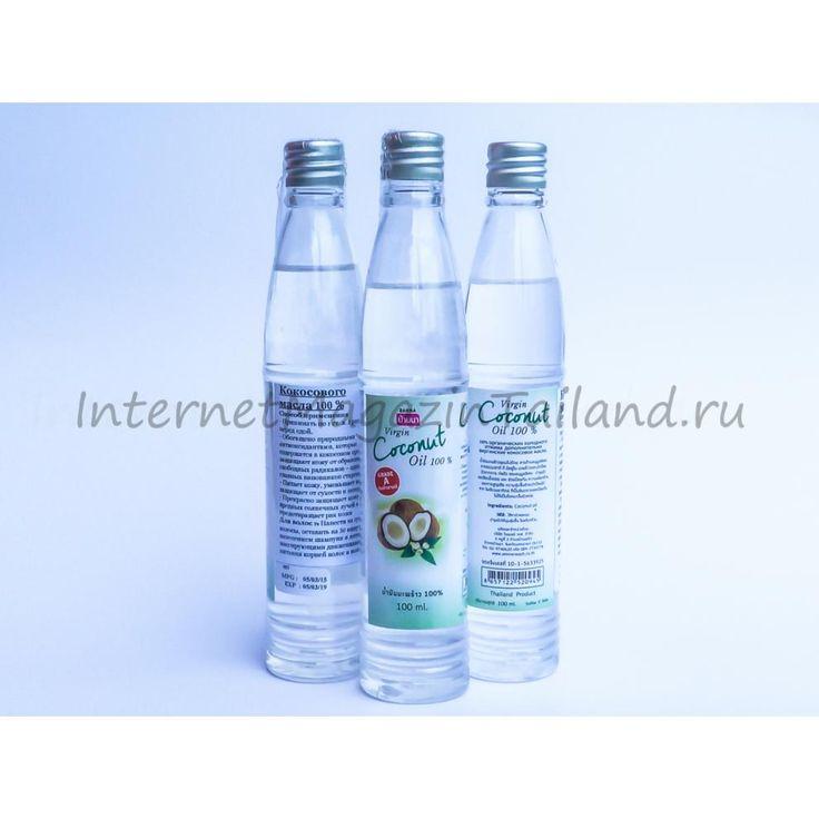 Кокосовое масло холодного отжима 100% Banna - купить в интернет магазине из Таиланда. Кокосовое масло холодного отжима 100% Banna для волос, для тела, женщинам, лечение волос, для здоровья (тайская аптека), натуральное масло, уход за кожей вокруг глаз, ух