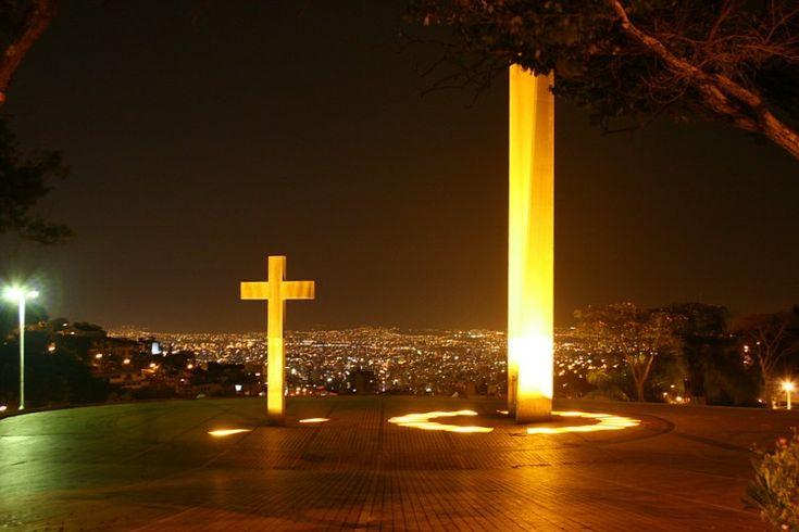 Praça do Papa- Belo Horizonte - Brasil