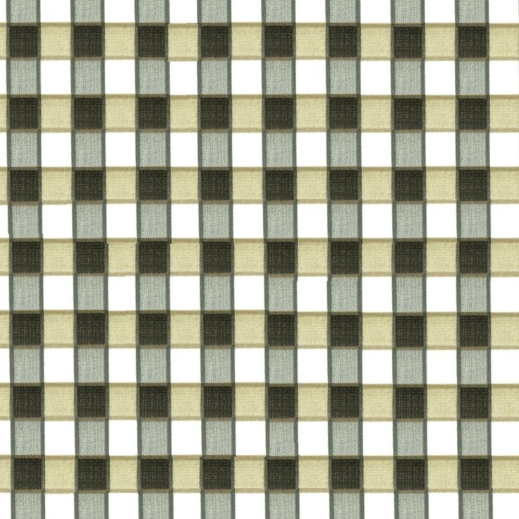 Boston Charcoal Gloss Oilcloth - Only Oilcloth