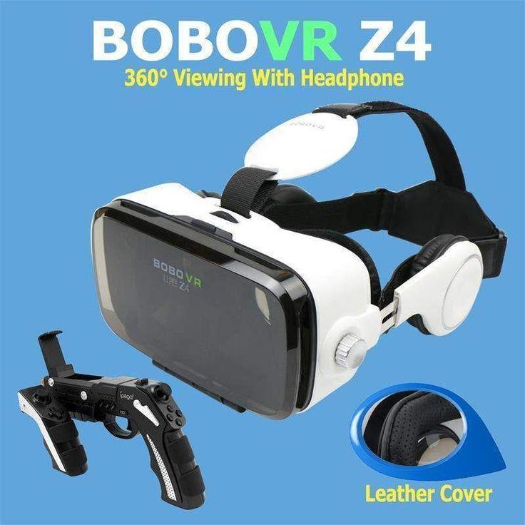 Hot Sale! Google Cardboard BOBOVR Z4 gafas realidad virtual BOBO VR For 4.7-6.2 inch #vr #glass #google  https://seethis.co/PLgOnz/