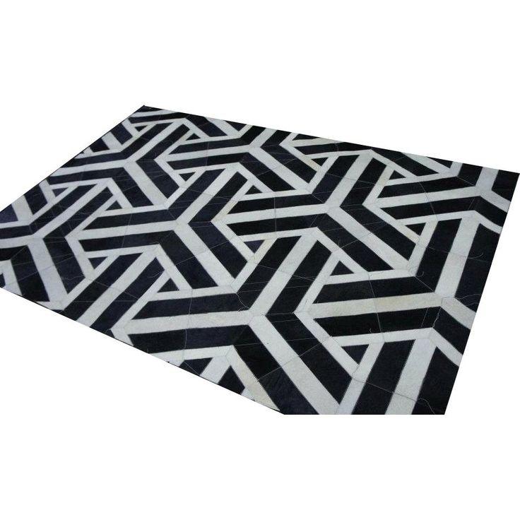 Геометрический ковер из шкур Linos #carpet #carpets #rugs #rug #interior #designer #ковер #ковры #коврыизшкур #шкуры #дизайн #marqis