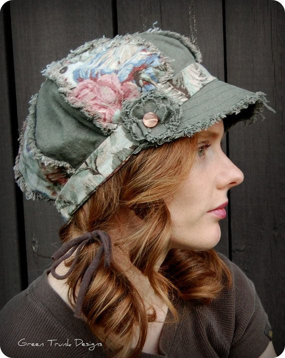 Fall Newsboy Hat ❤ by GreenTrunkDesigns on Etsy