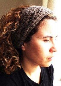 Faixa de cabelo Moura