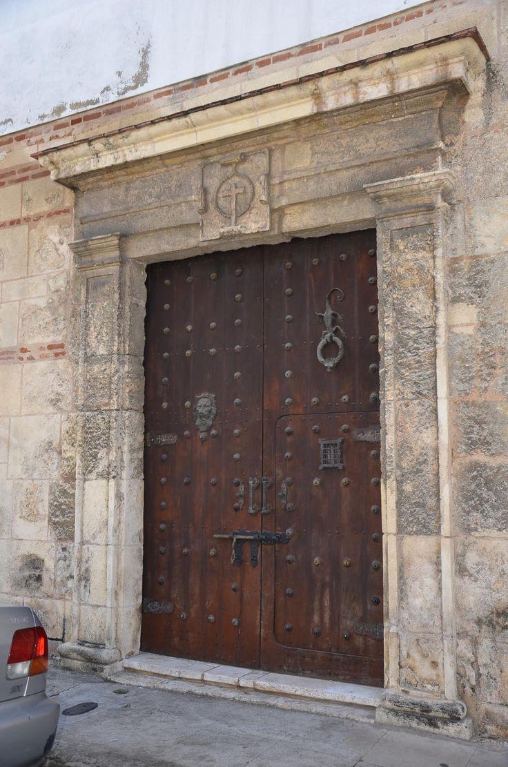 Doors filled with details in La Casa