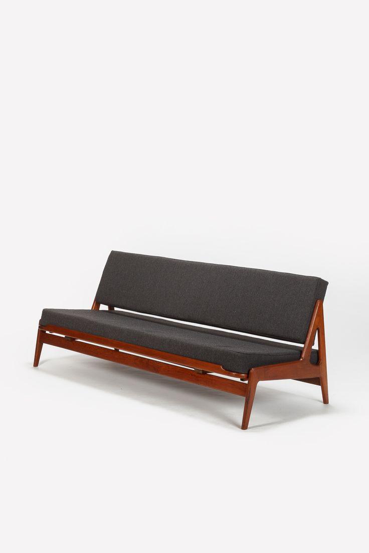 Arne Wahl Iversen Sofa Komfort 50's