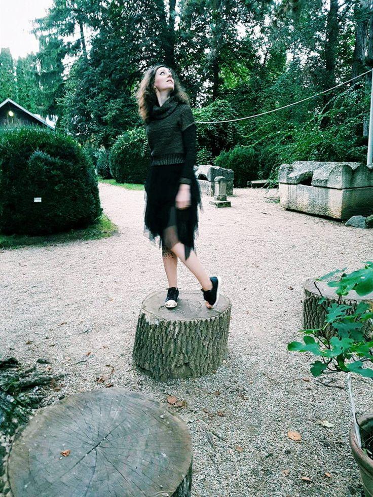 Look I Discoforest - SayCurls.