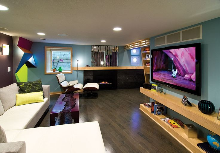 17 Best Images About Basement Home Theaters Amp Tv Walls On