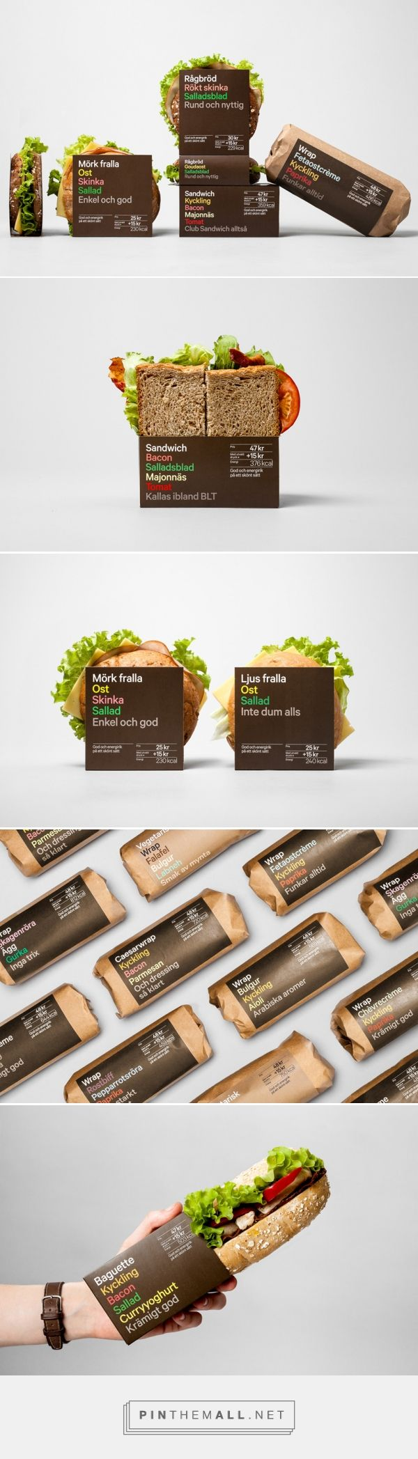 7-eleven sandwich packaging by BVD... - a grouped images picture - Pin Them All