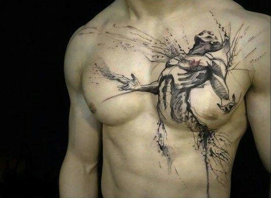 29 best Tatuaje de pecho images on Pinterest Tattoo ideas, Tattoo