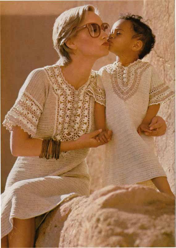Love, love, love this! Vintage Crochet Pattern Pdf 1970s BOHO CROCHET by GrannyTakesATrip, $3.00