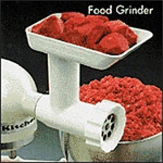 Kitchenaid FGA food grinder attachment: Kitchenaid Mixer, Fga Food, Food Grinder, Turkey Breast, Kitchenaid Stand Mixer, Fitness Workout, Kitchenaid Fga, Stand Mixers