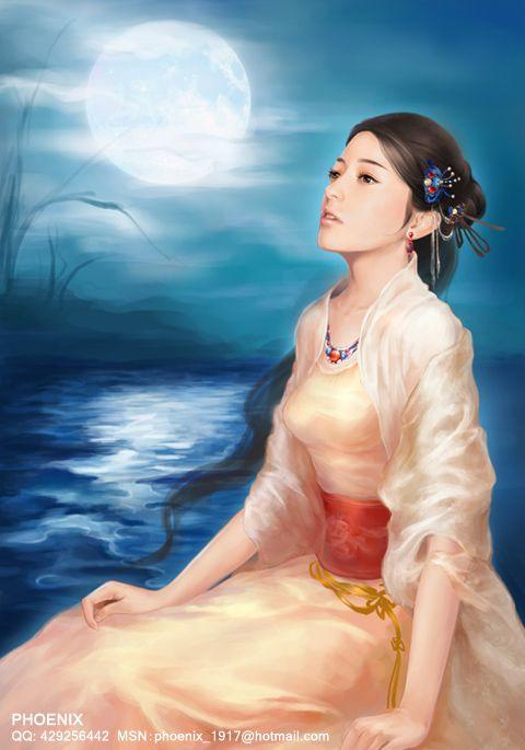 Feng yue by phoenixlu on DeviantArt