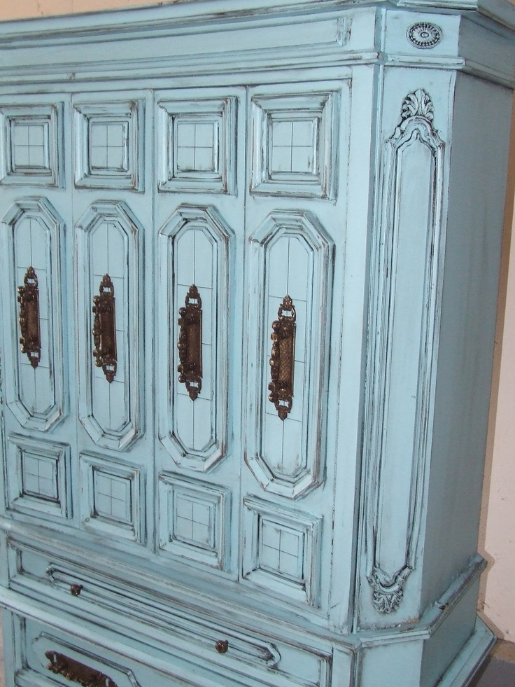 Vintage Armoire with Expresso Antique Glaze - 21 Best ANTIQUE GLAZING Images On Pinterest Furniture Ideas