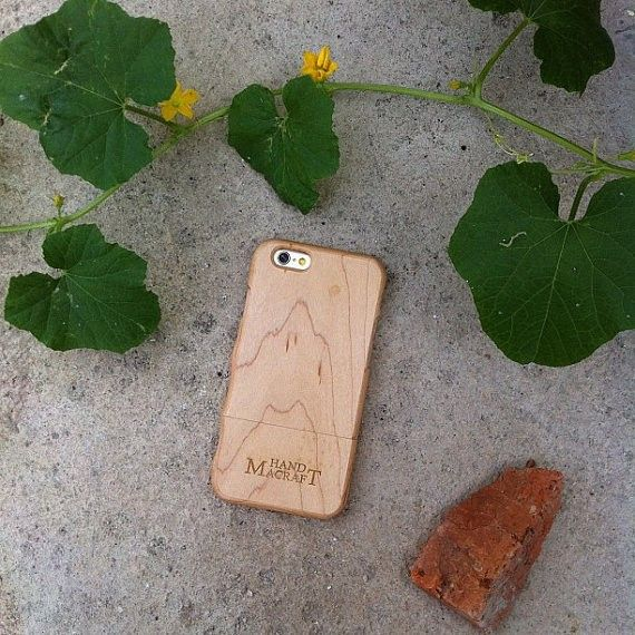 Maple Case with GRASP for iPhone 6 plus
