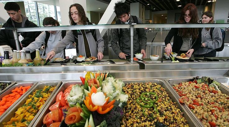 """The study finds two in three community college students are """"food insecure,"""" meaning they don't have reliable access to enough food."""