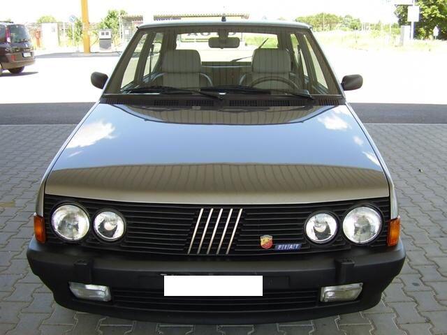 Fiat Ritmo 130 TC Abarth - 1985