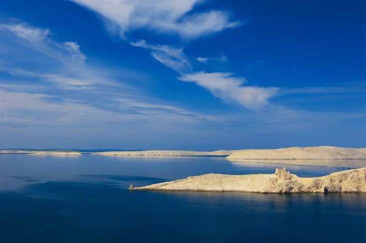 Wyspa Pag (fot. croatia.hr) | CroLove.pl |