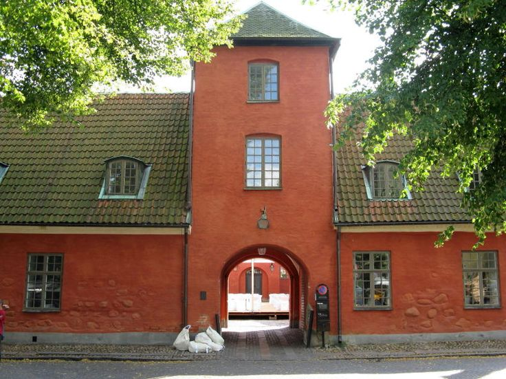 Halmstads slott.