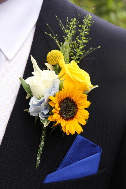 Flower Design Events: A Sneaky Peek at Sarah & Richard's Sunflower Wedding Day at St Anne's Parish Church & The Grand Hotel #YellowWeddingIdeas