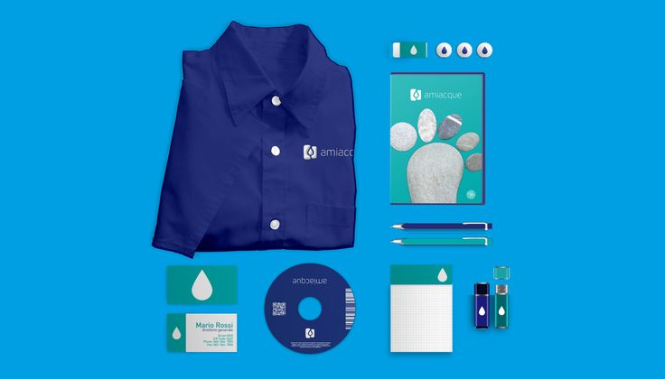 Re[generate] brand - Business Stationery Graphics