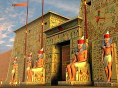 El cambio climático 'aceleró' la caída del Imperio Egipcio