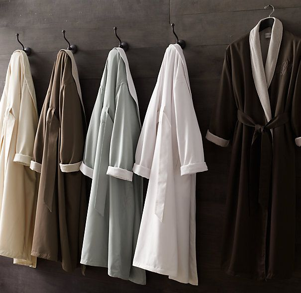 Signature Spa Robe- want one