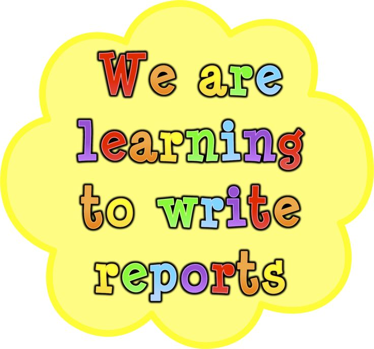 Report writing centre title. Classroom Treasures: Report Writing
