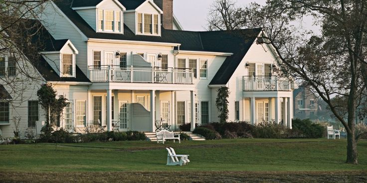 The Inn at Perry Cabin is a grand year-round retreat on Maryland's Eastern Shore.