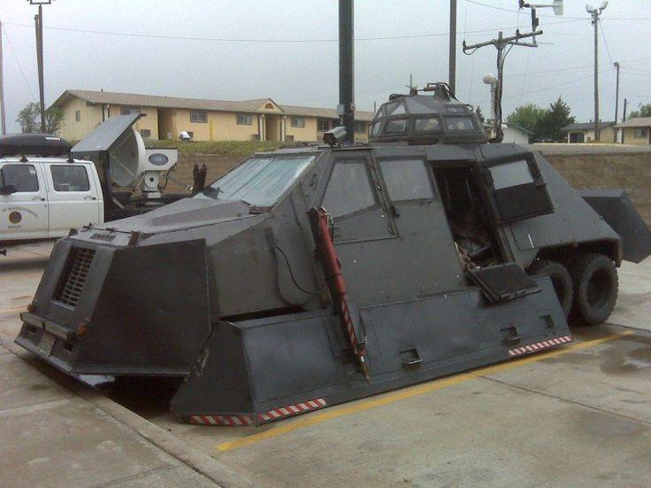 Ultimate Anti Zombie Vehicle