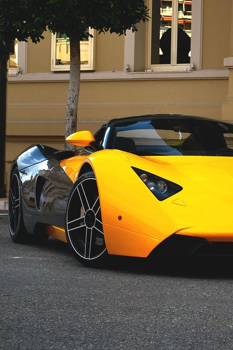 Marussia B1- I've never heard of this brand of supercar until just now!!! What a BEAUTY!!!