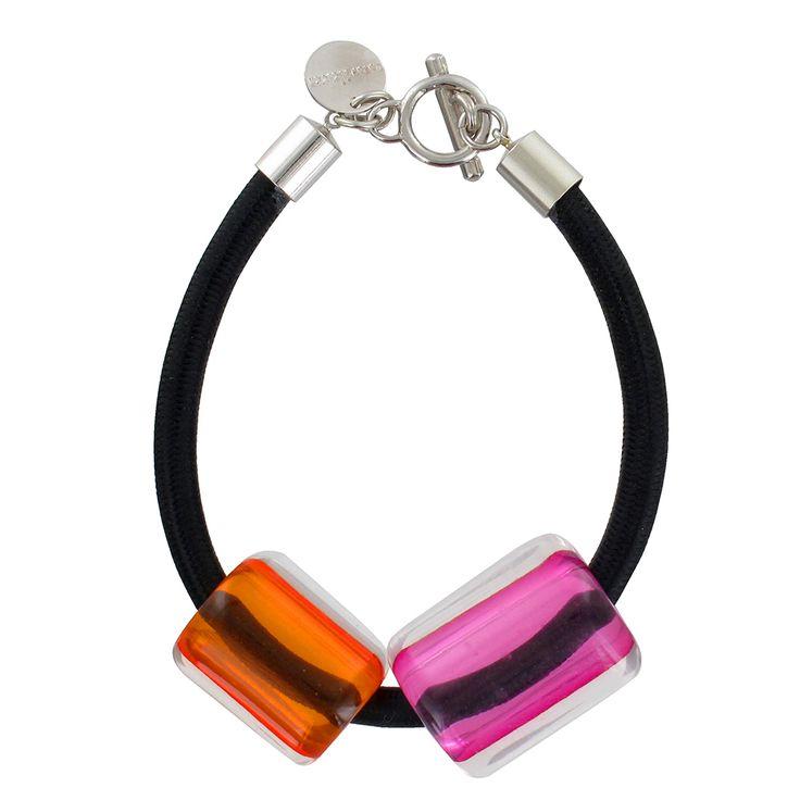 Aarikka jewellery: Kuura bracelets