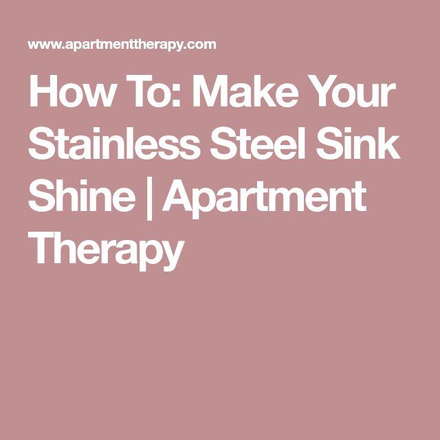 The 25+ Best Stainless Steel Sinks Ideas On Pinterest   Undermount Sink,  Deep Kitchen Sinks And Kitchen Sink Faucets