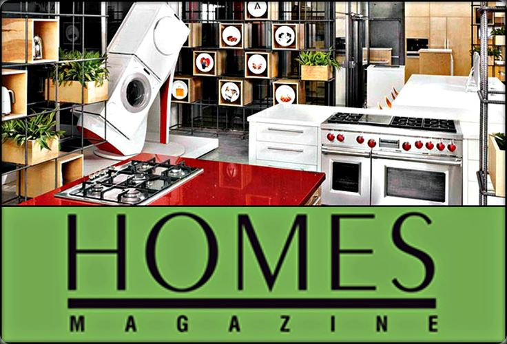 Homes Magazine features Product Profile - Product Spotlight: Appliance Love ‪#‎Homes‬ ‪#‎HomesMagazine‬ http://bit.ly/hmg12