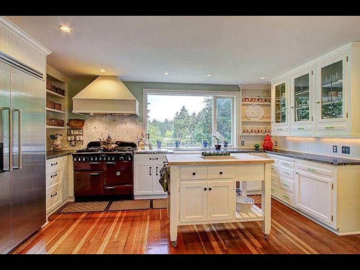 Mejores 209 imágenes de Cocina con Isla en Pinterest | Cocina deco ...