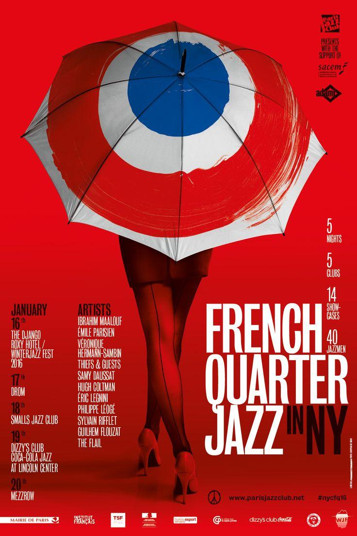 FRENCH QUARTER Jazz in NYC 2016 | Europe Jazz Network