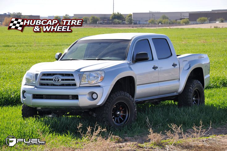 2012 toyota tacoma fuel formula d559 matte black rims. Black Bedroom Furniture Sets. Home Design Ideas