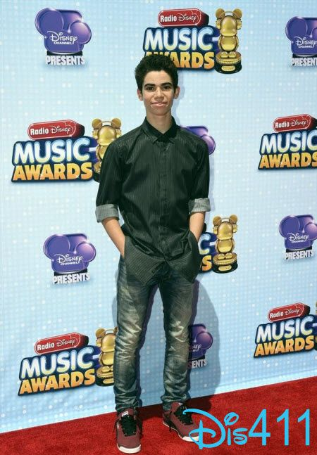"Video: Cameron Boyce Talked ""Descendants"" With Shine On Media"