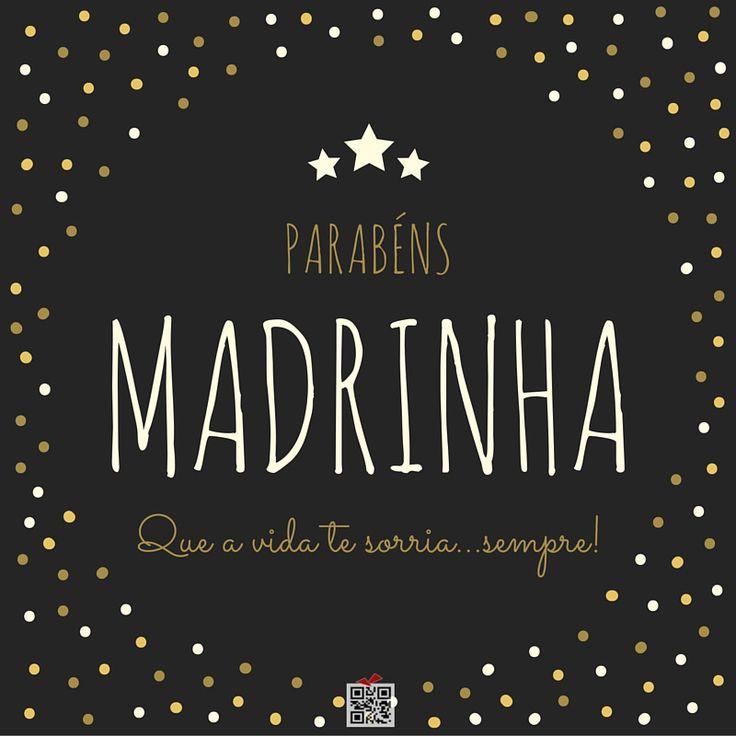 Parabéns Madrinha