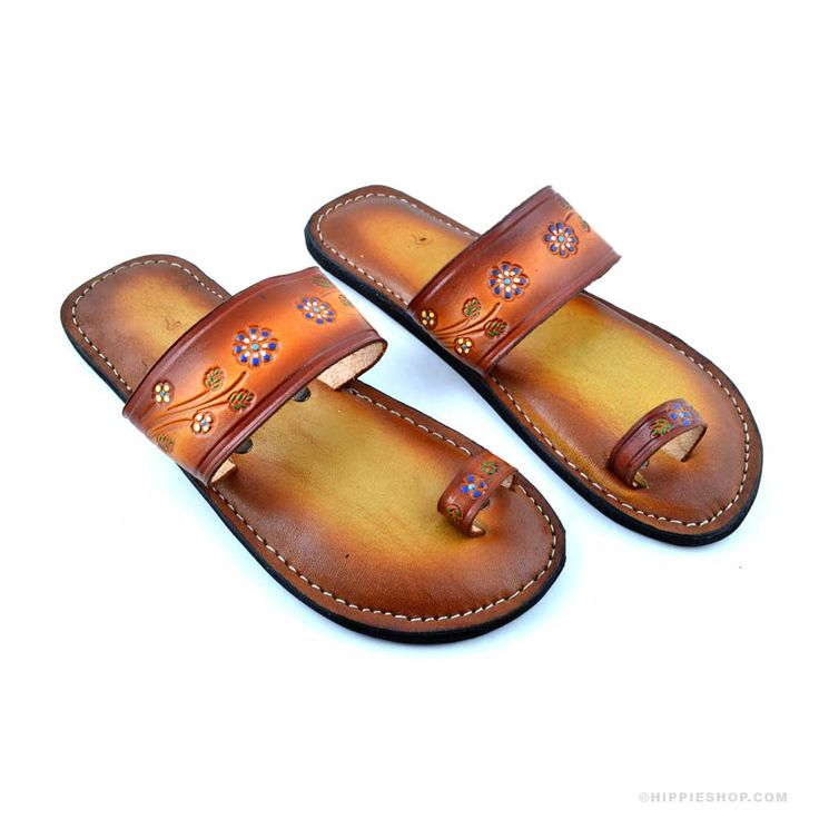 Mexican Boho Sandals on Sale for $24.95 at The Hippie Shop
