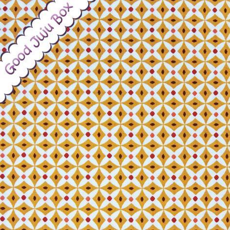 Tela laminada de algodón - Wicky Pikes-Soft Cactus de Good Juju Box por DaWanda.com