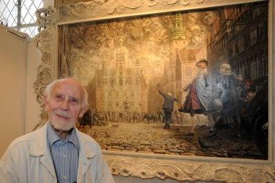 Otto Frello - truly an amazing artist.
