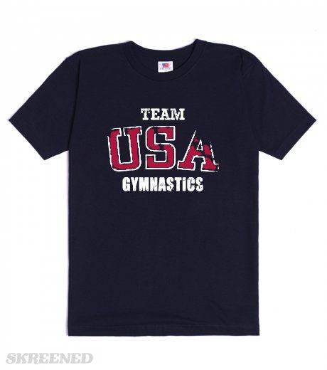 Team USA Gymnastics | Team USA Gymnastics t shirts